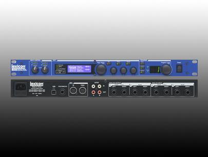 mx400 数字混响效果器